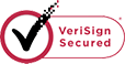 Logotipo de VeriSign Secured
